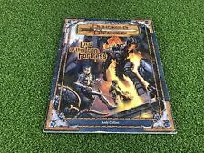 Lord of the Iron Fortress 3rd 3.5 Edition Dungeons and Dragons D&D Adventure
