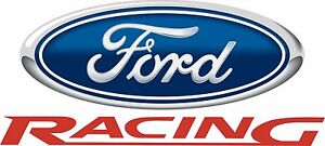 """Ford Racing Decal is 6"""" Free Shipping"""