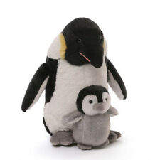 GUND Penguin - Mummy & Me [25.5cm] Soft Plush Toy NEW