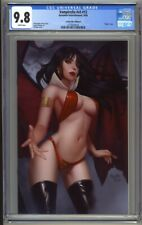 Vampirella #12 CGC 9.8 Comic Elite Edition B Ula Mos Virgin Cover Ltd 500 Copies