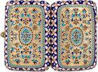 ANTIQUE 19th CENTURY IMPERIAL RUSSIAN ENAMEL SILVER BOX.