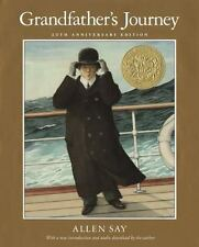 Grandfather's Journey by Allen Say (2013, Hardcover, Anniversary)