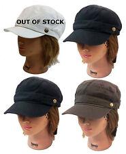WHOLESALE LOT 12 PCS Herringbone Newsboy Cabbie Fashion Hat Cap:Black Brown