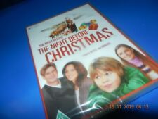 NIGHT BEFORE CHRISTMAS DVD MOVIE XMAS PRESENTS GIFTS KIDS EVE BOX UNWANTED