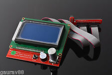 LCD 12864 Smart Display Controller Adapter for 3D Printer RAMPS 1.4 RepRap Prusa