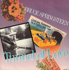 "BRUCE SPRINGSTEEN – Tunnel Of Love (1987 VINYL SINGLE 7"" 45 HOLLAND)"