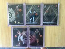 2017-18 NOIR TAUREAN PRINCE HOME/AWAY BASE & BONUS CARDS SEE DESCRIPTION HAWKS