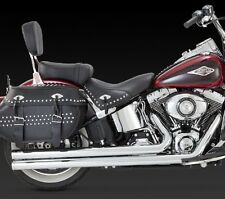 2012-2017 HARLEY SOFTAIL BIG SHOTS LONG Full Exhaust (VANCE AND HINES 17823)