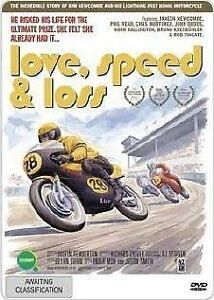 Love, Speed And Loss dvd Brand New Sealed free post ALL REGION!