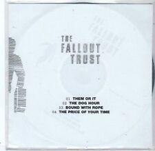 (BQ528) The Fallout Trust, Them Or It - 2004 DJ CD
