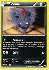 Zorua  -N&B:Explorateurs Obscurs-69/108-Carte Pokemon Neuve France