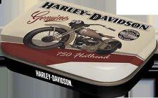 Deco boite a Pilules-bonbons Harley-davidson Flathead