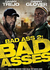 Bad Ass 2: Bad Asses (DVD, 2013, WS) Danny Trejo, Danny Glover  NEW
