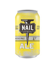 Nail Brewing Classic Pale Ale Cans 375mL case of 16