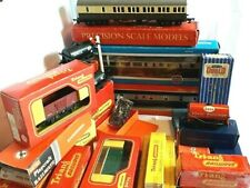 boxed MODEL RAILWAY ROLLING STOCK and ACCESSORIES 1960/90 click Select to browse