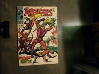 THE AVENGERS #55  (1968)Marvel comics~1st full Appearance of Ultron Low grade