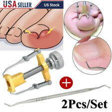 Ingrown Toenail Correction Straightening Clip Toe Nail Pedicure Foot Care Kits
