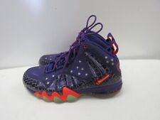 Nike Barkley Posite Max Phoenix Suns 555097 581 CHUCK PURPLE Size 8M I766M