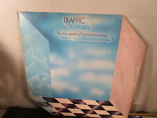 TRAFFIC The Low Spark Of High Heeled Boys LP~