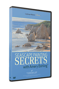 Amery Bohling: Seascape Painting Secrets - Art Instruction DVD