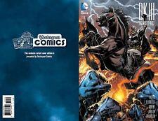 Dark Knight III The Master Race #1 Yesteryear Jason Fabok color variant