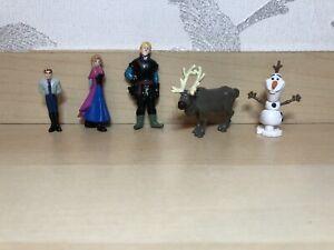 Disney Frozen Toys / Figures / Cake Toppers - Anna Princess Bundle