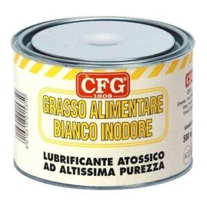 Grasso alimentare bianco - CFG barattolo 500 ml