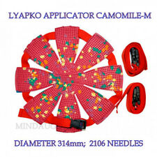 LYAPKO APPLICATION DEVICE CAMOMILE. Acupuncture massager 2106 Needles Step 5 mm