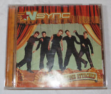 No Strings Attached - N Sync (CD 2000) some marks scratches Nsync music