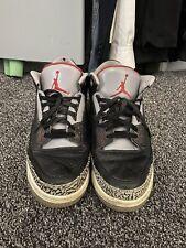Nike Air Jordan 3 Black Cement OG Size 13 - 2011