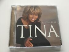 TINA TURNER BEST OF 2CD RIVER DEEP PRIVATE HERO STEAMY NUTBUSH PROUD LOVE RAIN