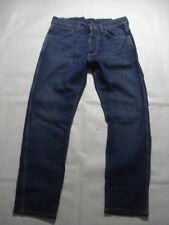 W32 L28  New Mens WRANGLER Tapered Fit Jeans Waist 32 Length 28