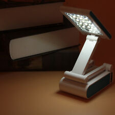 Folding Rotating USB Rechargeable Touch LED Reading Light Desk Table Lamp #A
