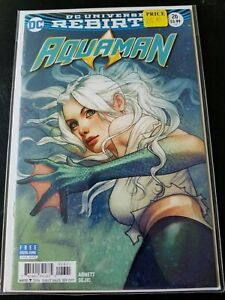 Aquaman 26 variant cover