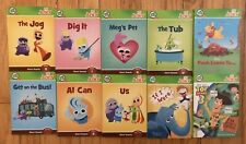 Leap Frog Tag Junior books, Lot of 10, USED - No Reader Included