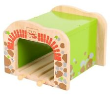 DOUBLE TUNNEL for Wooden Train Track Set ( Brio Thomas ELC ) ~ NEW BOXED