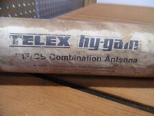 Telex Hy-Gain VHF / CB Marine Boat Combination Antenna 8'