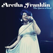 ARETHA FRANKLIN - THE QUEEN OF SOUL 4 CD NEW+