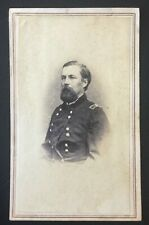 CIVIL WAR UNION GENERAL DAVID B. BIRNEY by E.W. BECKWITH  with REVENUE STAMP