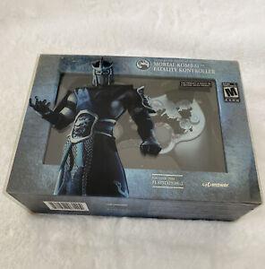 Sub-Zero Mortal Kombat Fatality Controller PS2 ‼️NEW, SEALED‼️ Midway Rare Blue