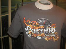 POCONO RACEWAY(High Octane Racing)2014 COLLECTIBLE T-SHIRT.LG.By:Gildan.>LQQK>