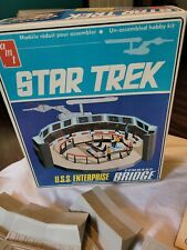 Amt Vintage Star Trek U.S.S. Enterprise Command Bridge Model S950 1975