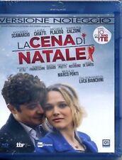 Blu Ray LA CENA DI NATALE *** Riccardo Scamarcio Laura Chiatti ***.....NUOVO
