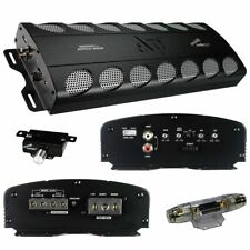 NEW AUDIOPIPE APCLE6002 2 CHANNEL 2000 WATT CAR AUDIO AMPLIFIER 2CH 2000W AMP