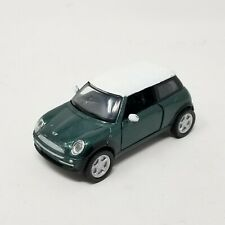 2001 MINI COOPER GREEN - DIECAST No 4037 Scale 1/41