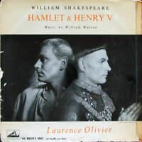 William Shakespeare , Laurence Olivier , Sir William Walton - Hamlet And Henry V