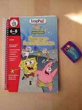 LeapFrog 41287027 - LeapPad-Bibliothek: SpongeBob Schwammkopf - Meeresgeschichte