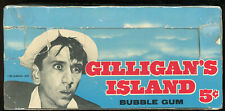 """1965 Topps Gilligan's Island """"Empty Box"""" Not Many of These! BBCE Cerified! LOOK!"""