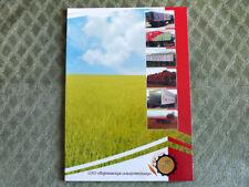 VORONOVSKAYA AGROTECHNICA Model Range Farm Machinery Belarus Brochure 2020