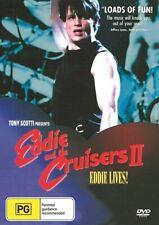 Eddie and the Cruisers Ii: Eddie Lives! [New Dvd] Australia - Import, Ntsc Reg